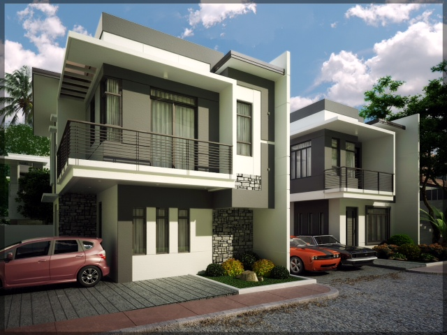 Luxe Homes – Rancho Estate 2, Marikina City | LOZA Builders Design ...